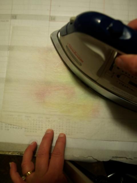 Ironing Fiber