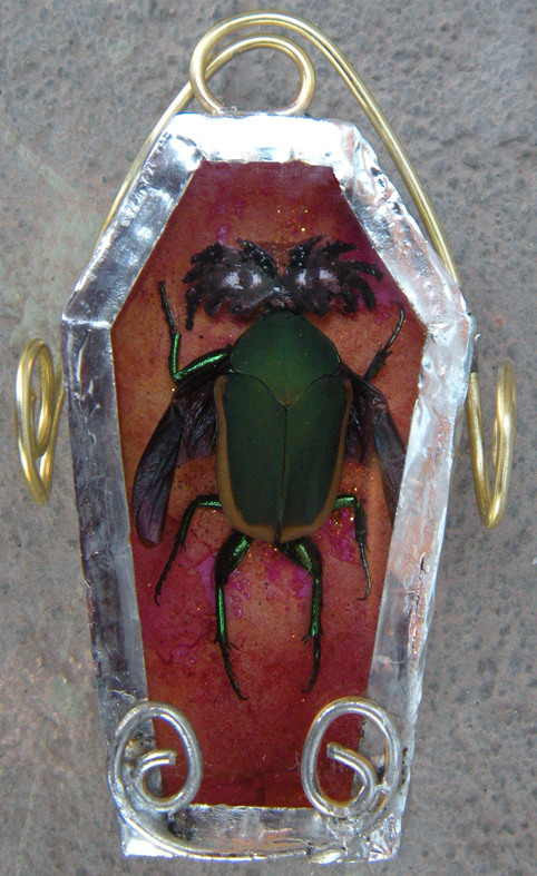 "Bug Coffin ""Bill"" by Emily M. Miller"